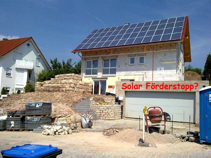 Magna Real Estate - Solar-Förderstopp - der nächste Förderdeckel?